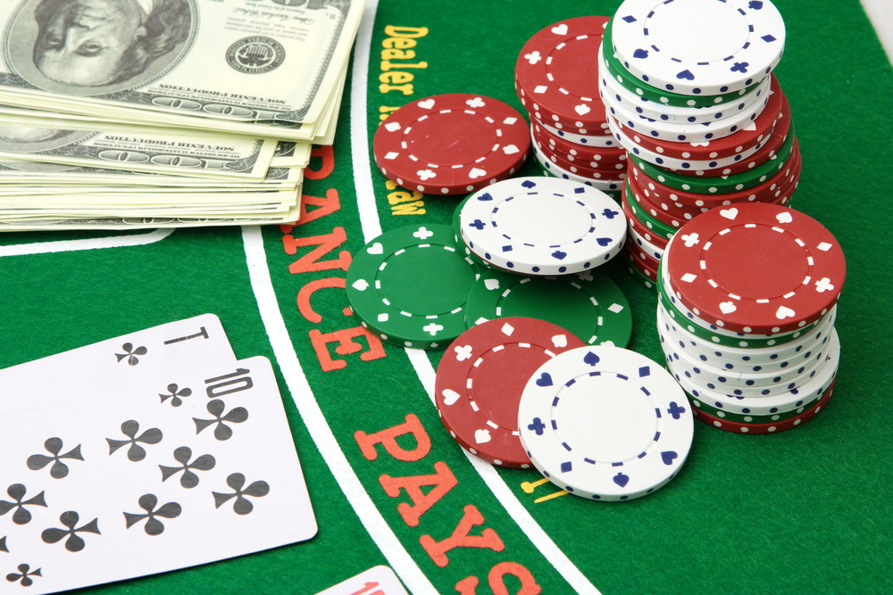 Blackjack rules for two players